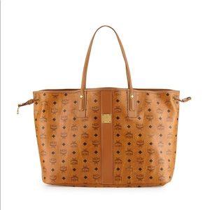 MCM Liz Reversible Large Tote Bag